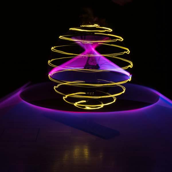 Lightpainting-Workshop